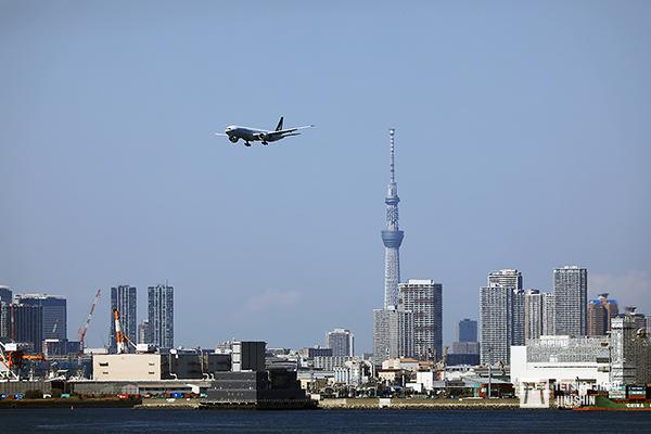 消失的首都天空——橫田空域