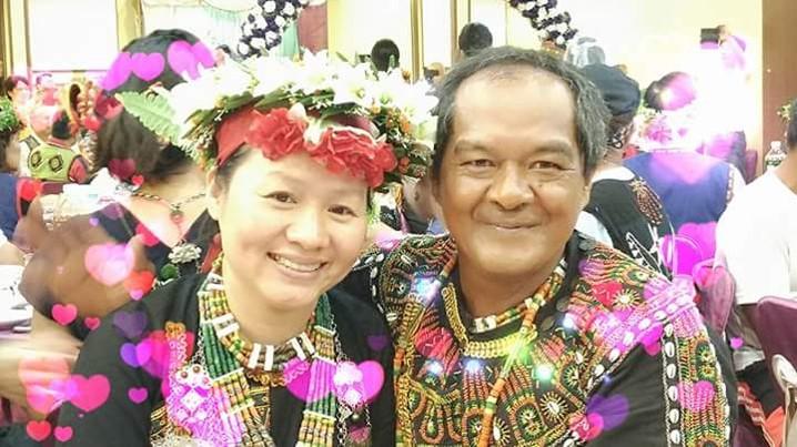 嫁給屏東原住民  阮天莊:來台灣很值得