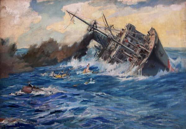 不是只有太平輪─談1943高千穗丸沉沒事件