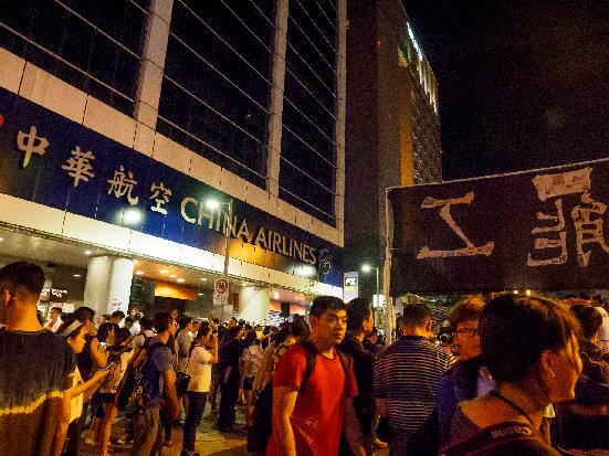 台灣空前絕後的醫師罷診罷工事件