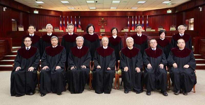 一次換七個──新政府的大法官提名方程式